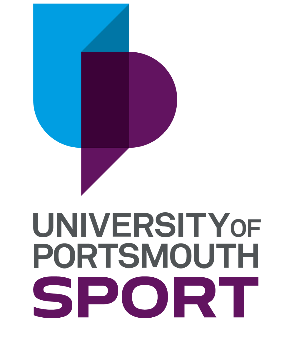 University of Portsmouth Sports Centre Logo